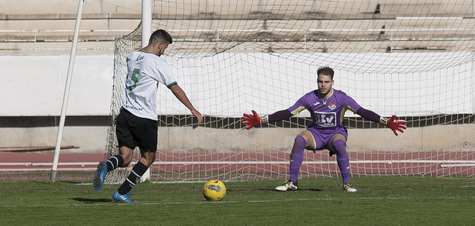 Fotos del partido CD Sitio Aranjuez 0-2 Primer Equipo