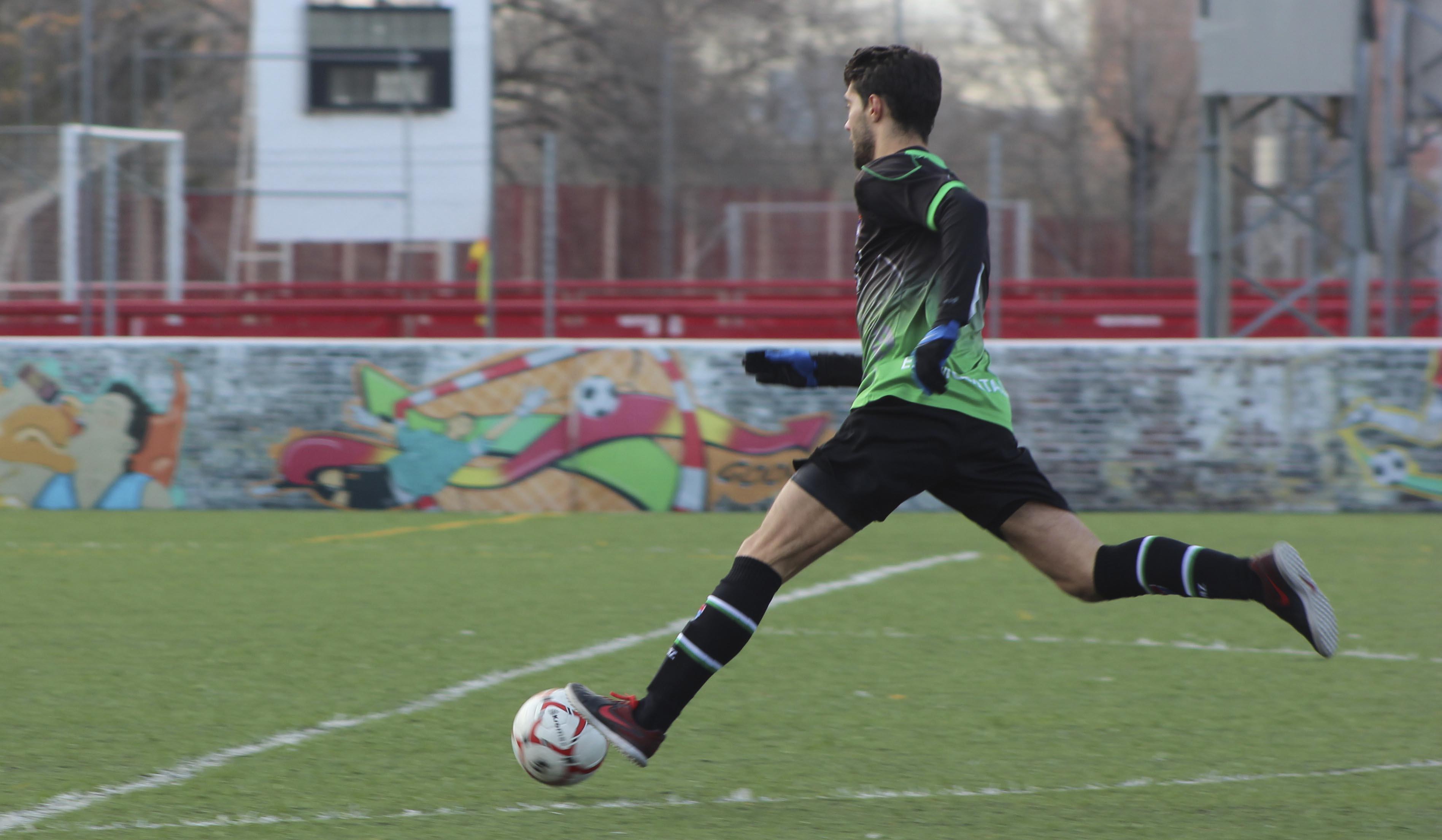 Fotos del partido CD Latina 0-5 Primer Equipo