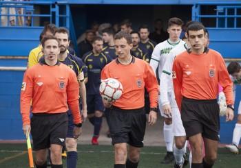 Fotos del partido Colmenar de Oreja 3-1 Primer Equipo