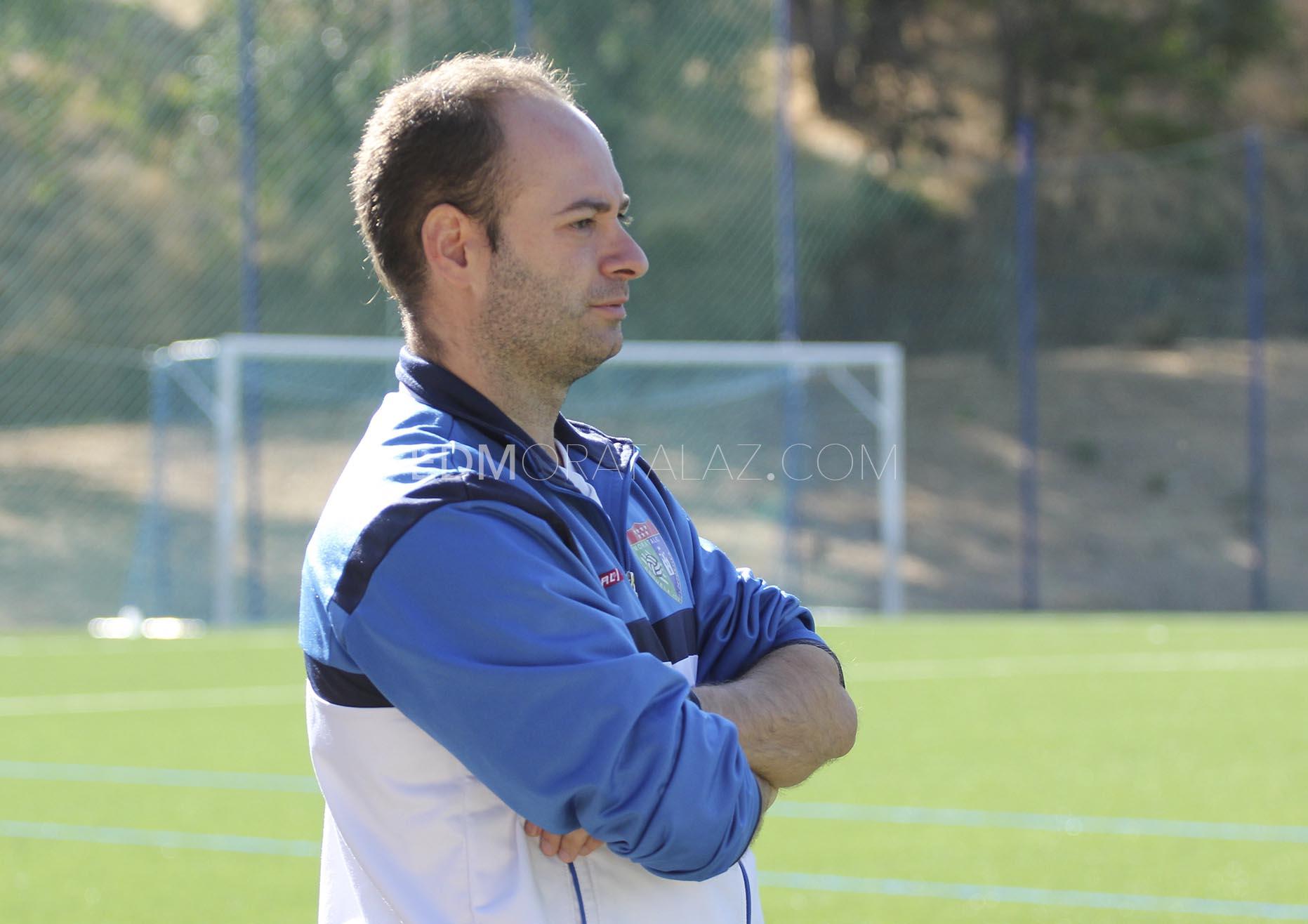 Jorge Vallejo seguirá un año más al frente del Primer Equipo