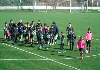 Fotogalería Infantil B – CF Madrid Río
