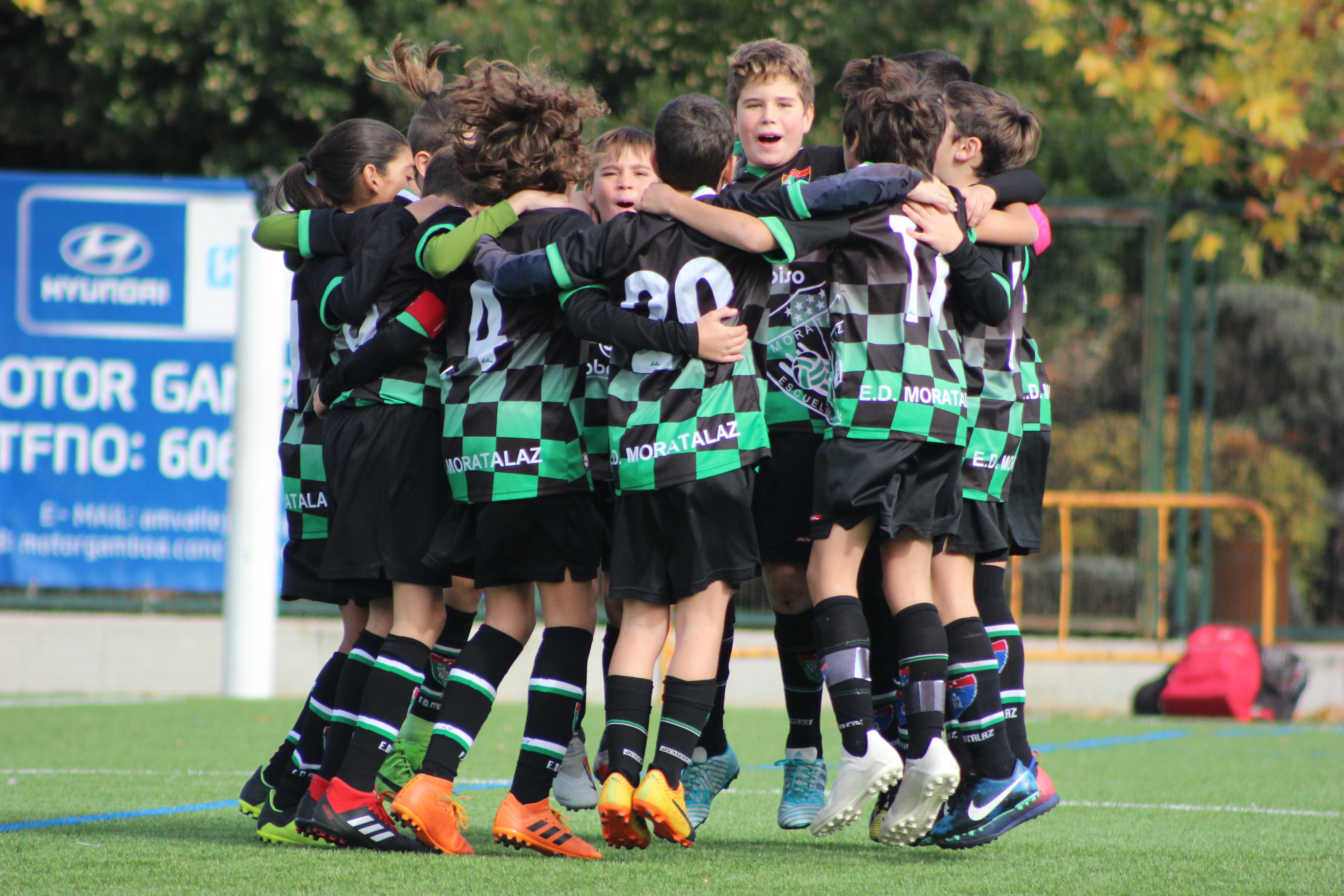 ¡Ya han salido los grupos de las Categorías de Fútbol 7!