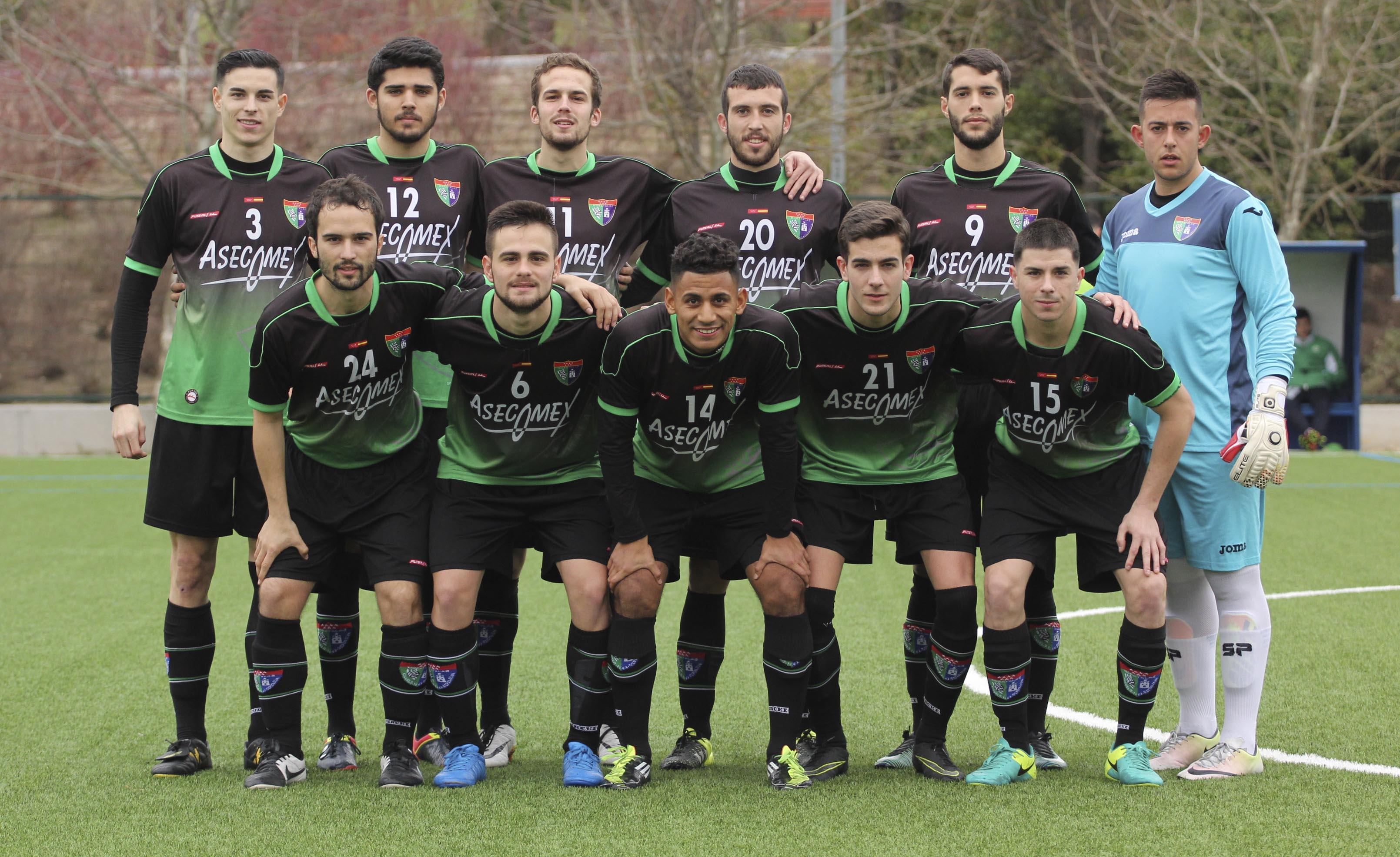 Fotos del partido Primer Equipo 2-1 Rayo Ciudad Alcobendas A