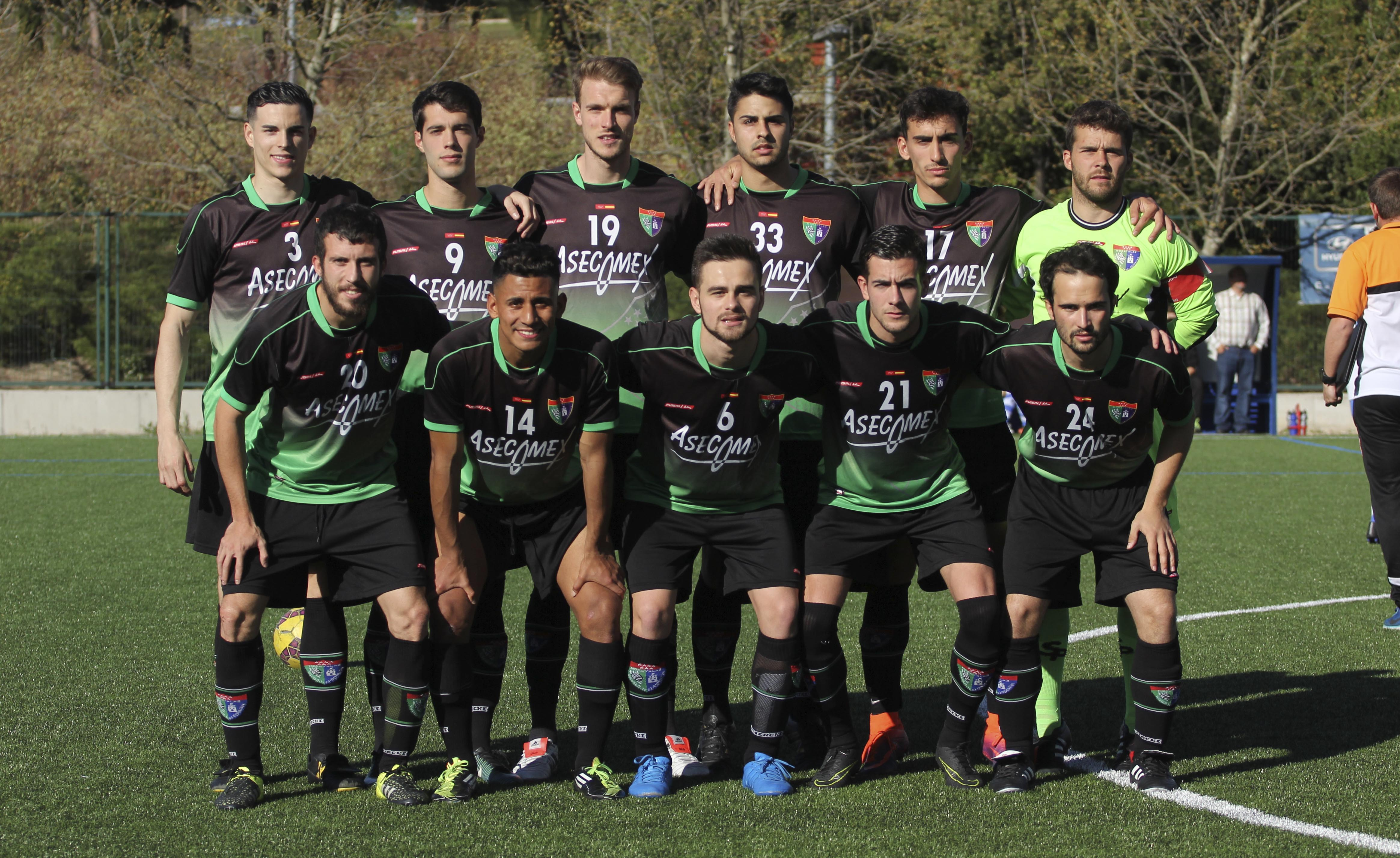 Fotos del partido Primer Equipo 4-1 CF San Agustín