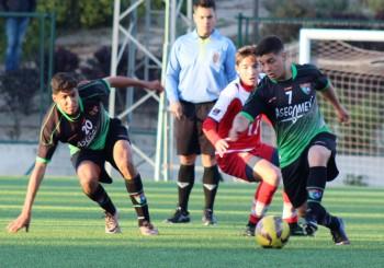 Fotos del partido Juvenil B 2-1 CD Móstoles URJC A