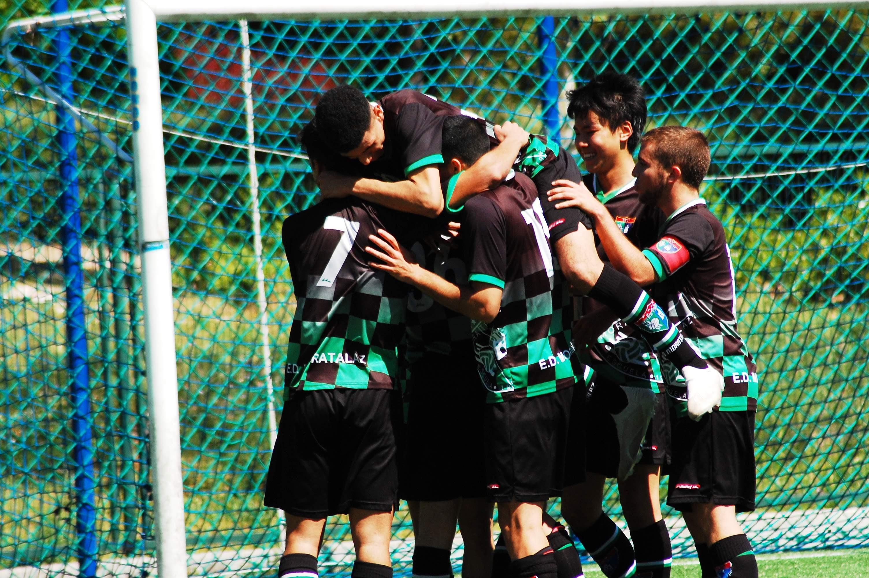 Fotogalería Juvenil A – Rayo Vallecano C