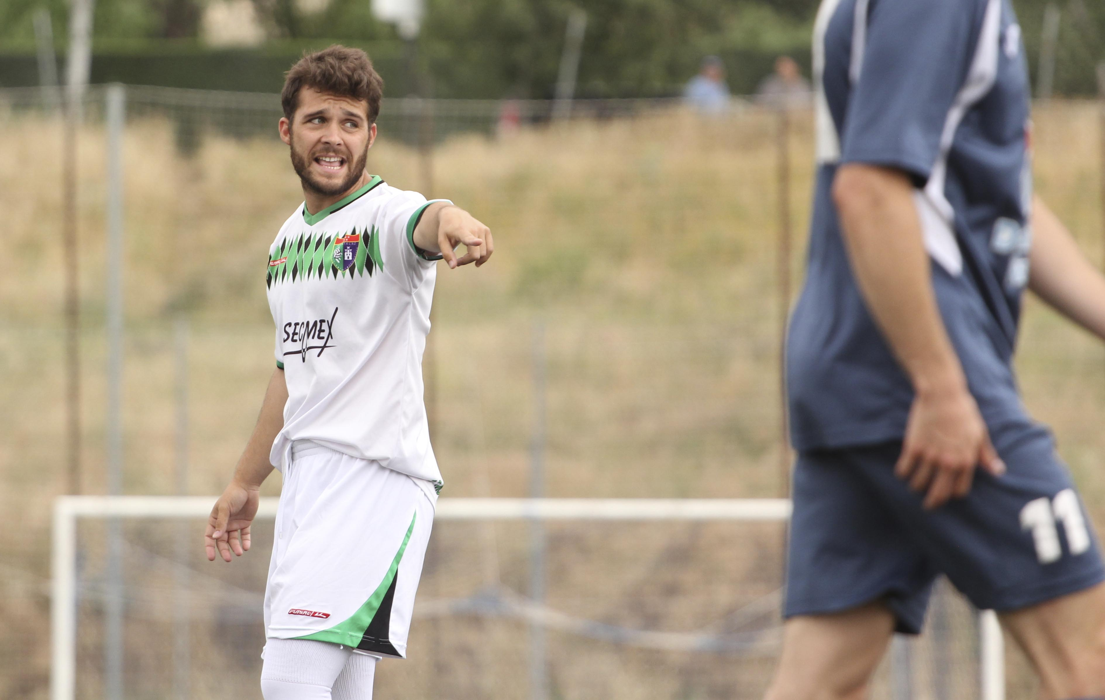 Fotos del partido AD Sporting de Hortaleza A 5-3 Primer Equipo