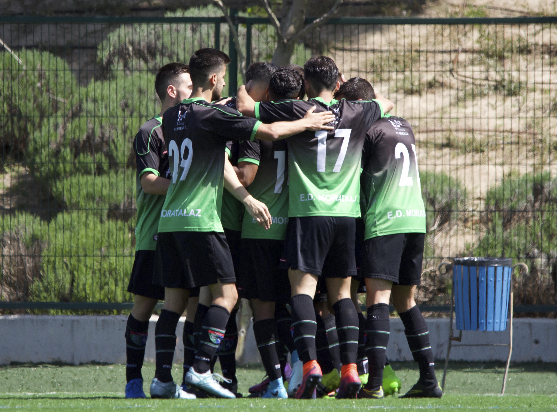 El Primer Equipo juega mañana a las 20:00 en la Dehesa de Moratalaz