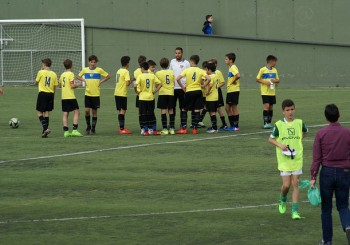 Fotos del partido Esc.Mun.Fútbol Aluche 0-0 Infantil C