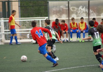 Fotos del partido Infantil C 4-5 Atlético de Madrid