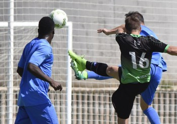 Fotos del partido Las Rozas CF-UCJC A 3-2 Primer Equipo