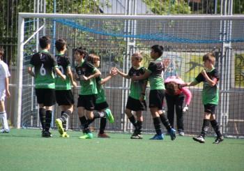Fotos del partido EDM San Blas F 0-3 Infantil E