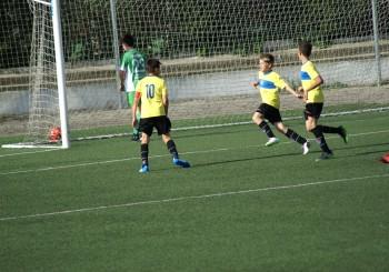 Fotos del partido S.R. Villaverde Boetticher 3-3 Infantil C