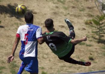 Fotos del partido Primer Equipo 2-3 CD San Roque