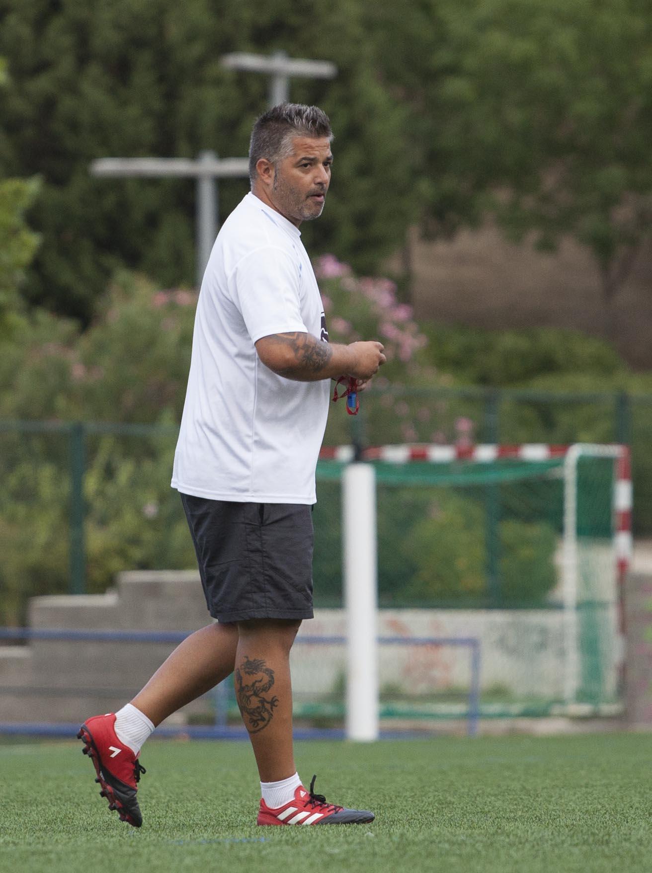 """Toni Blancat: """"Soy defensor del compañerismo, sin él no hay equipo"""""""