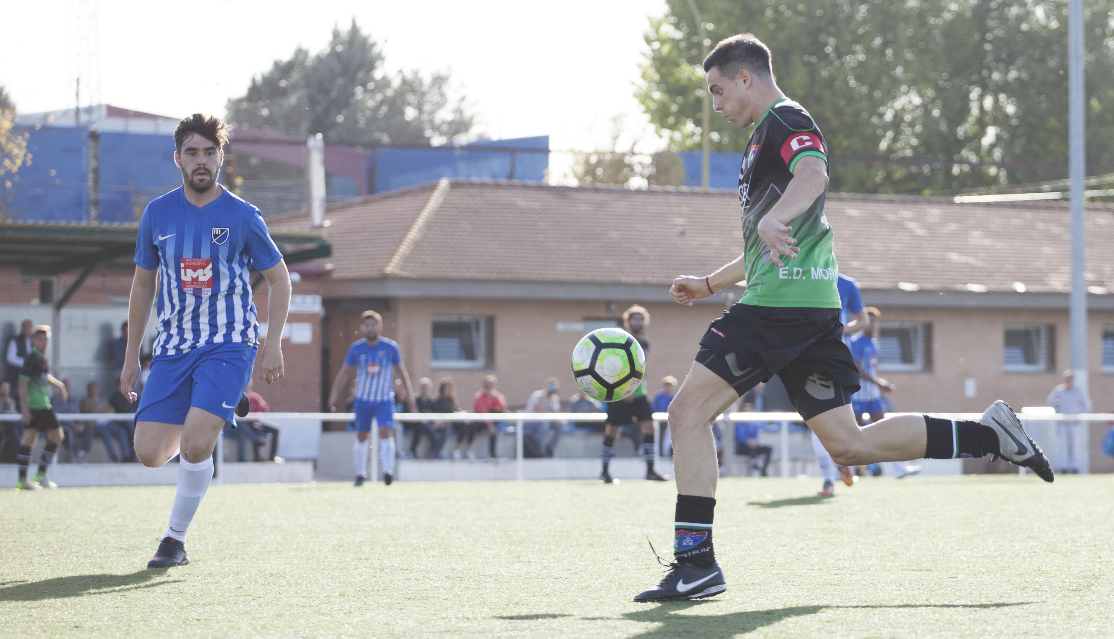 Fotos del partido Móstoles Balompié 3-1 Primer Equipo