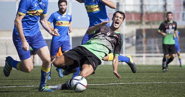 Fotos del partido CDE Lugo Fuenlabrada 3-0 Primer Equipo