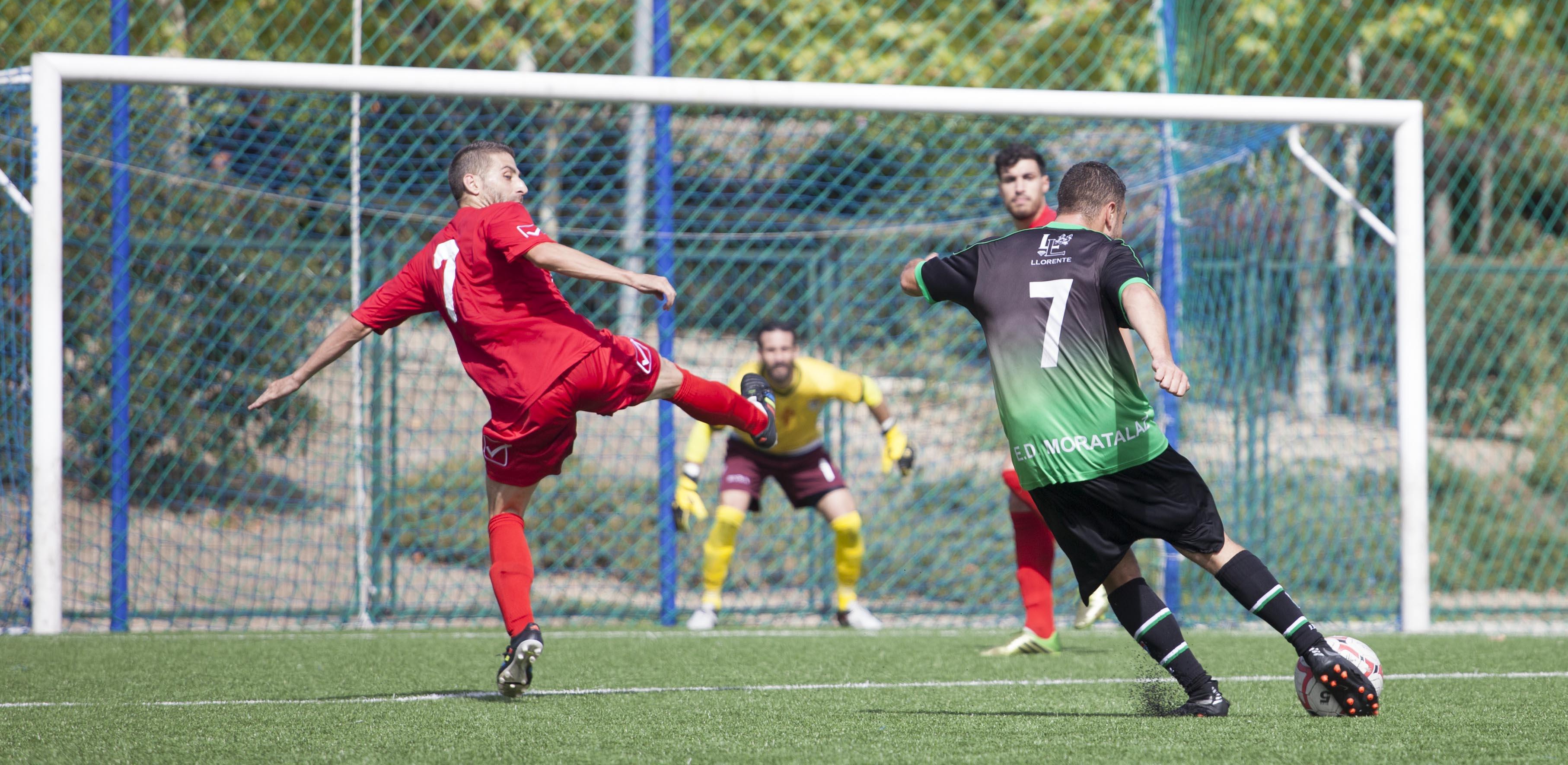 Fotos del partido Primer Equipo 1-2 Real CD Carabanchel