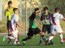 Crónica y fotografías del partido Fundación Rayo Vallecano 3-1 Cadete B
