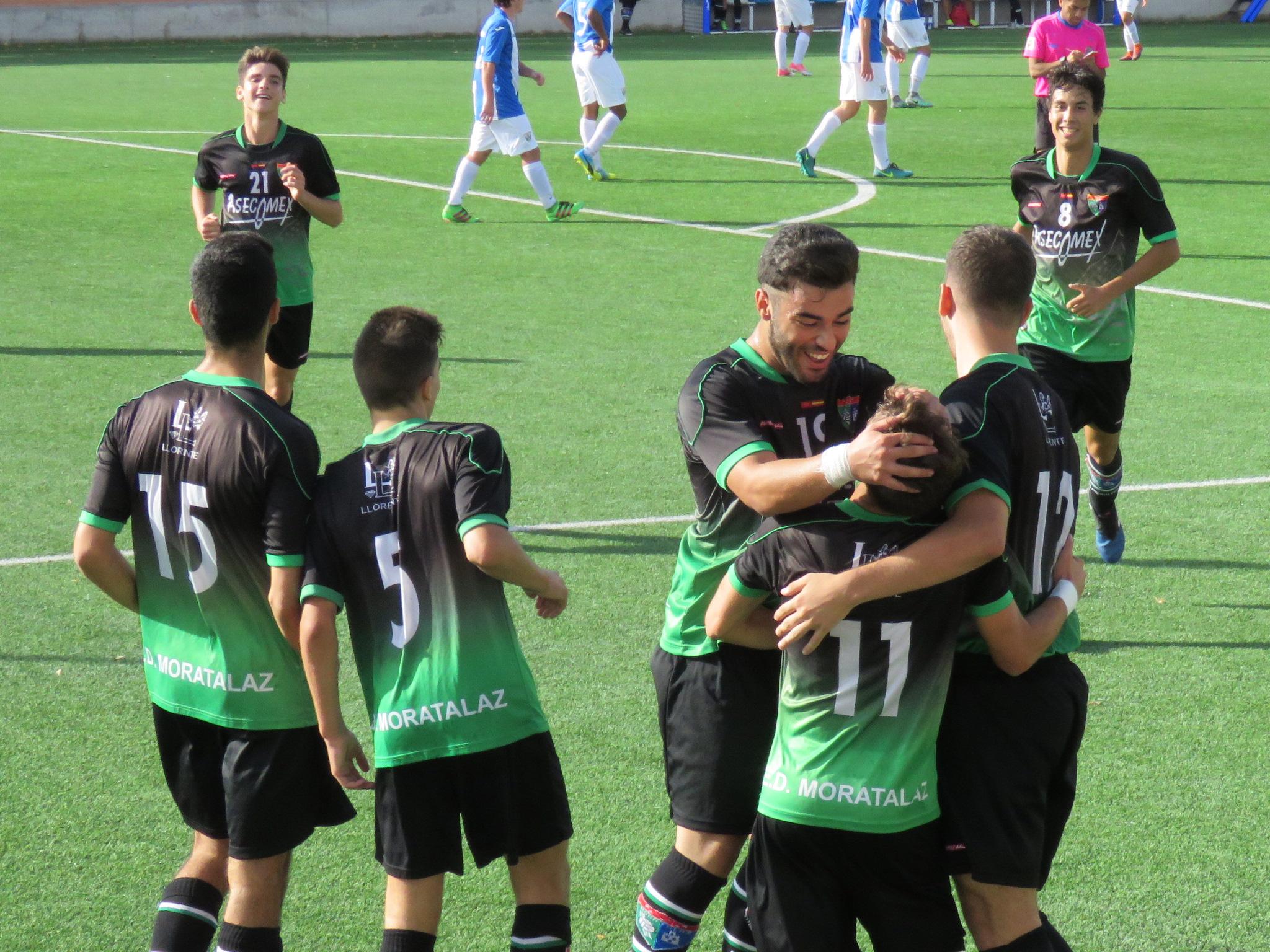 Crónica y fotos del partido CD Leganés C 2-6 Juvenil B