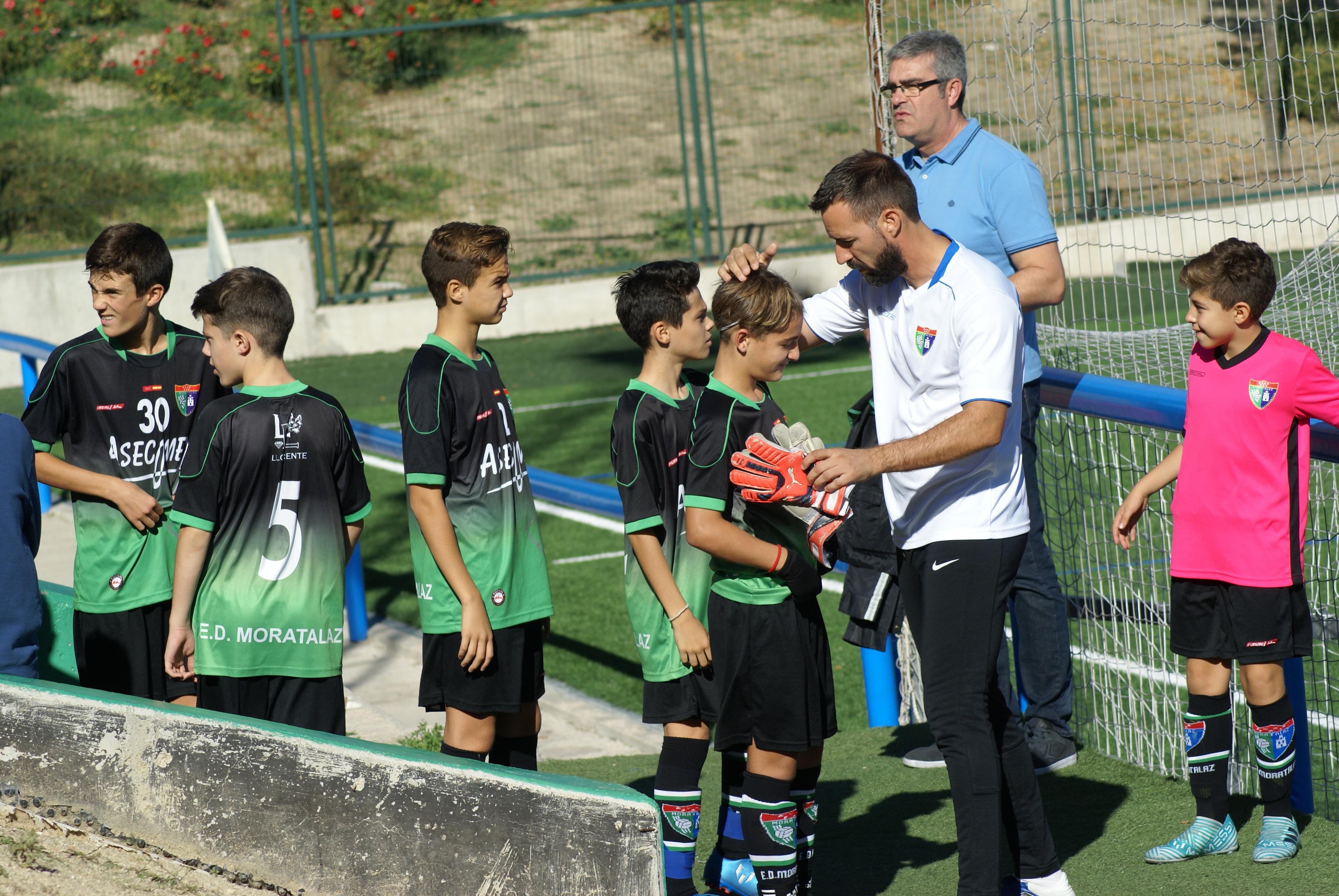 Fotos del partido Infantil A 4-1 CD Chamartín Vergara-Alcobendas A