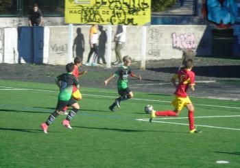 Fotos del partido Infantil E 9-0 Escuela Fútbol Los Pinos Moratalaz