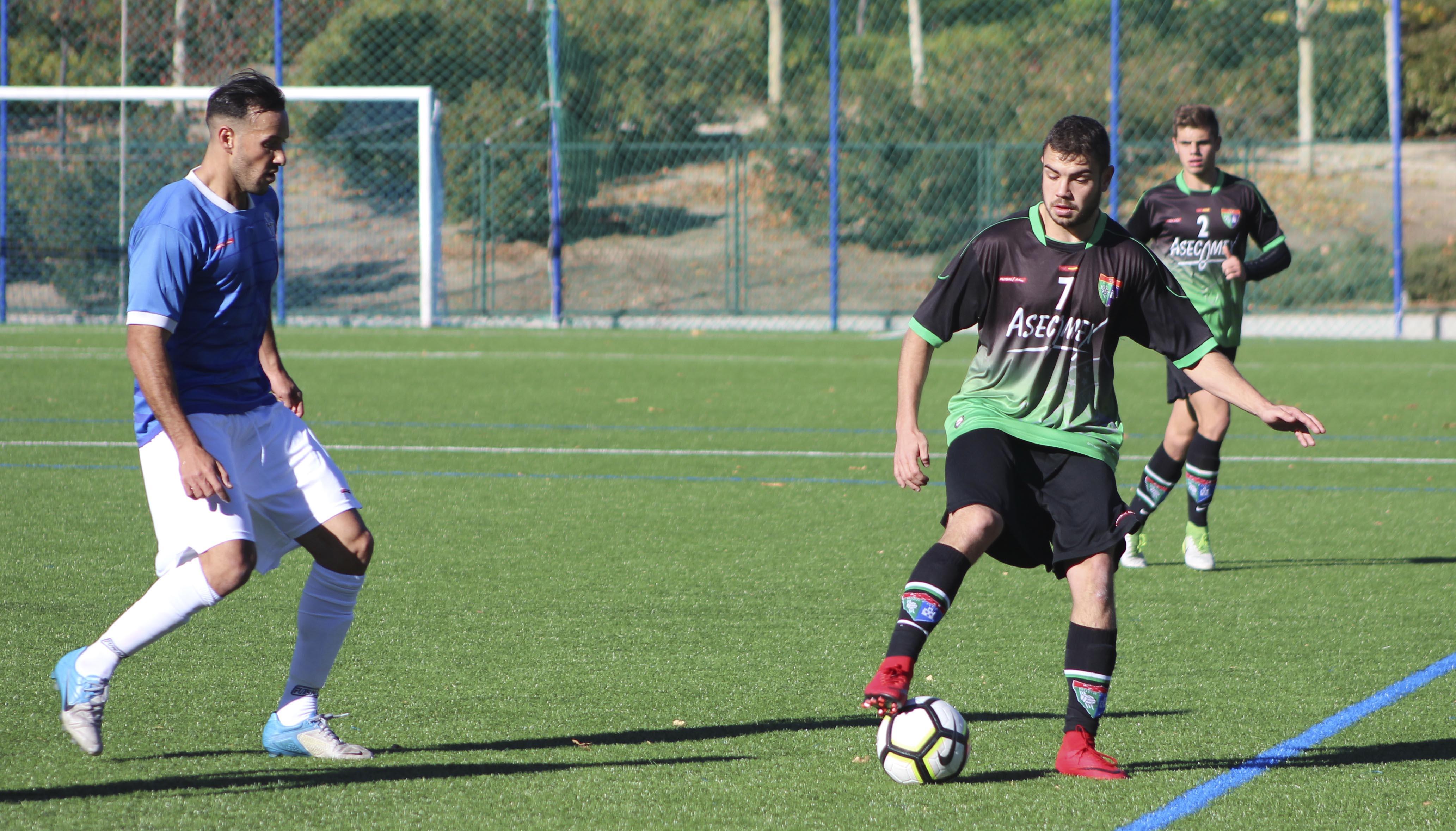 Fotos del partido Primer Equipo 0-2 CD Vicálvaro