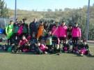 Fotos del Infantil D en el Torneo Villamantilla del Puente de Diciembre
