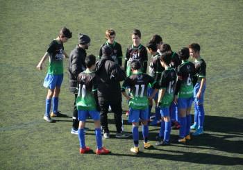 Fotos del partido CD Sport Villa de Vallecas 2-1 Infantil B