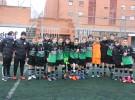 Fotos del partido CD Tajamar A 0-1 Infantil B