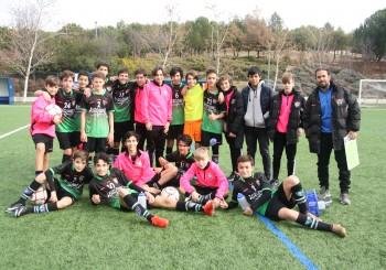 Fotos del partido Infantil B 7-1 AD Sporting de Hortaleza C