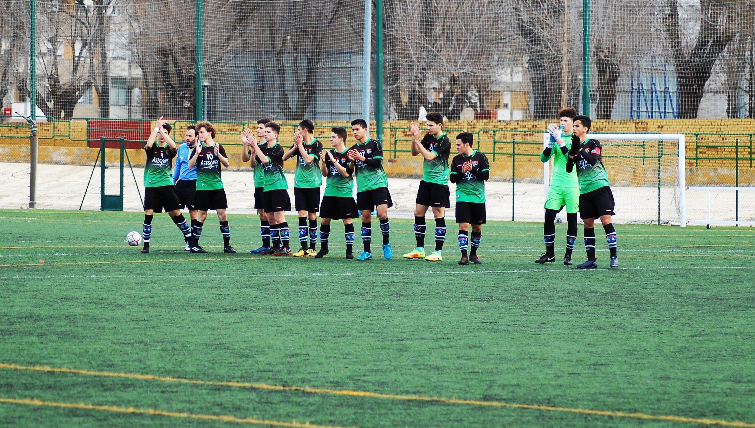 FOTOGALERÍA | R.S.D Alcalá 0 – 1 Juvenil 'A'