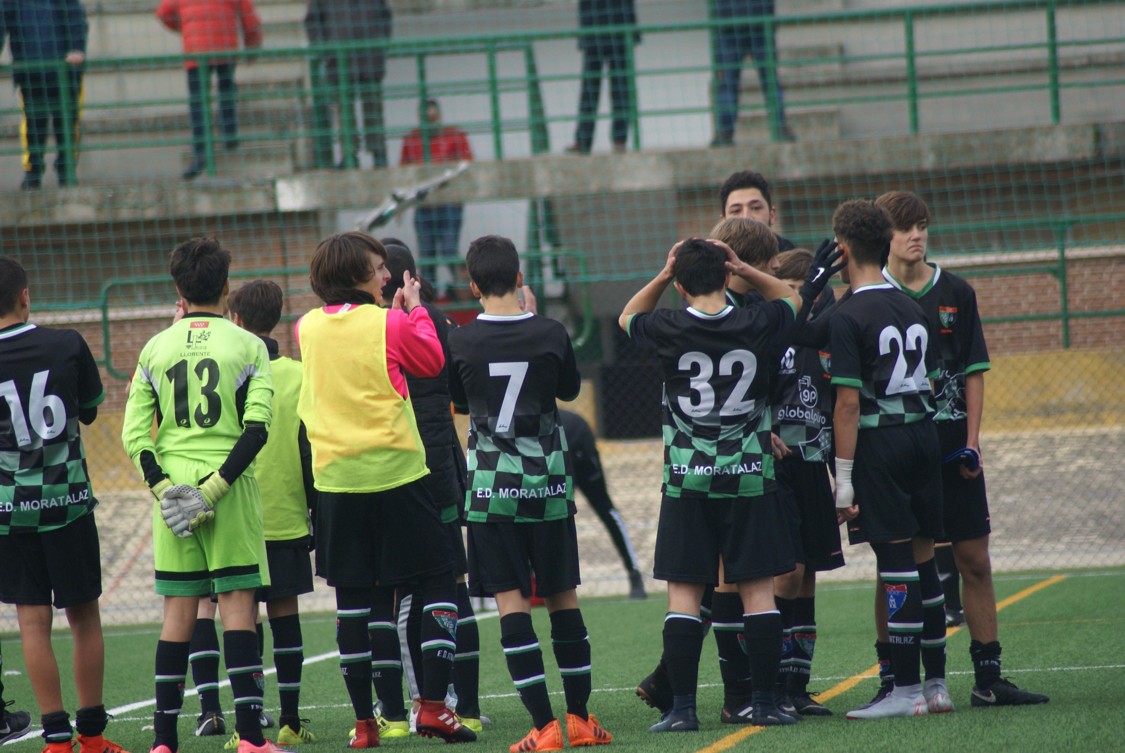 Fotogalería RSD Alcalá A – Cadete B
