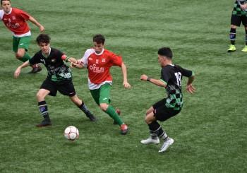 ¡Fotogalería Juvenil B – Escuela Futbol Barrio del Pilar!