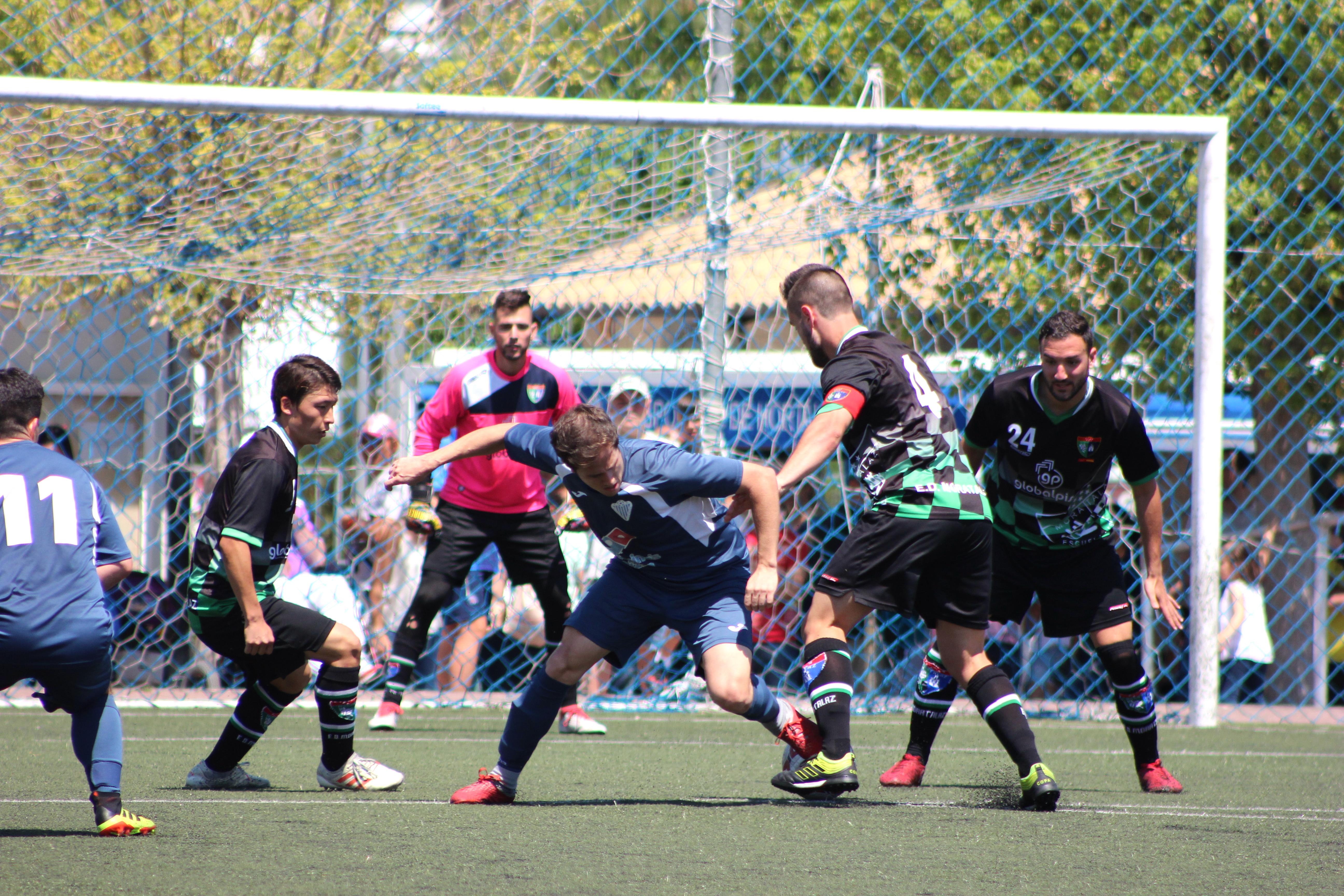 Fotogalería AD Sporting Hortaleza – Primer Equipo