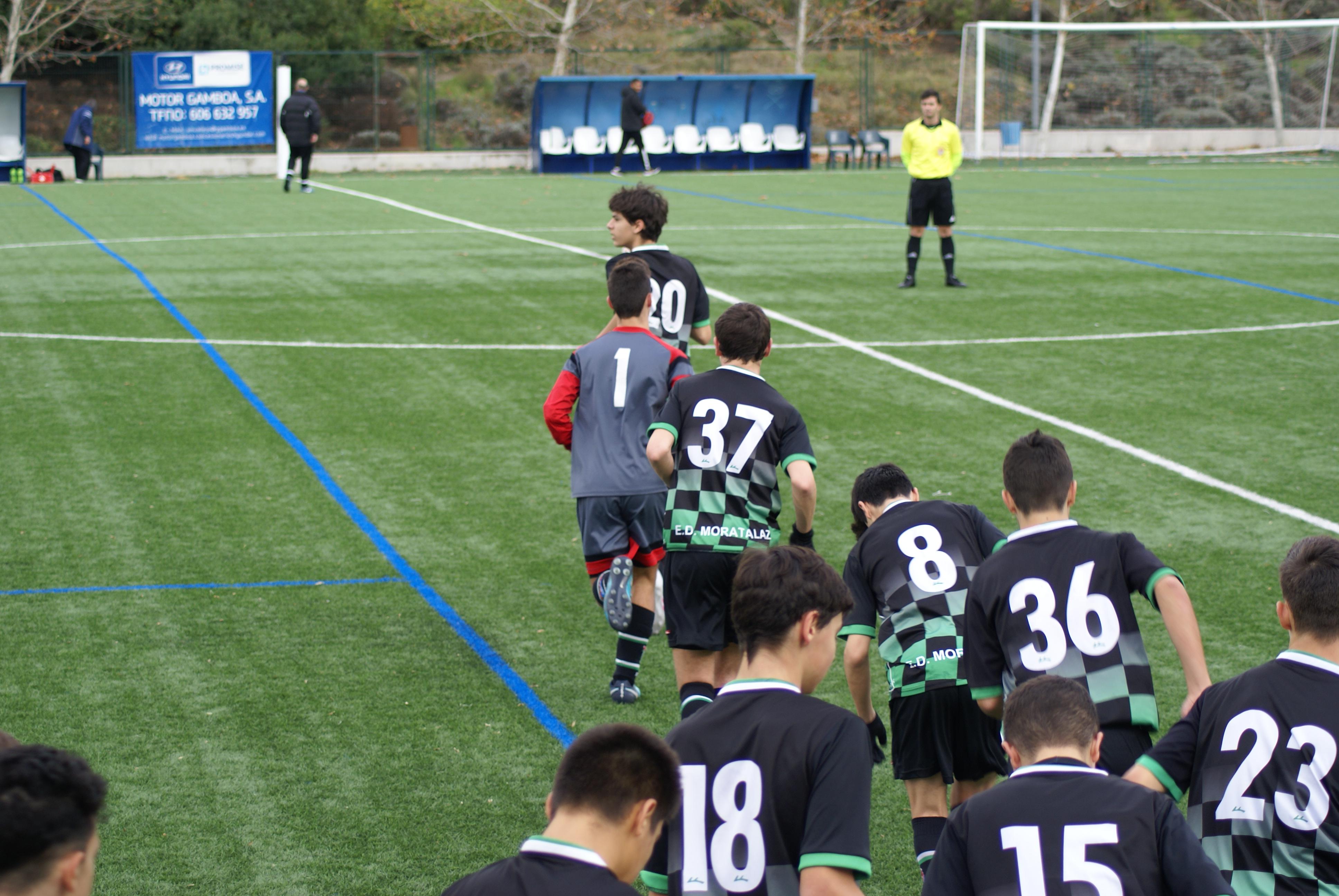 Fotogalería Cadete C – Villarejo