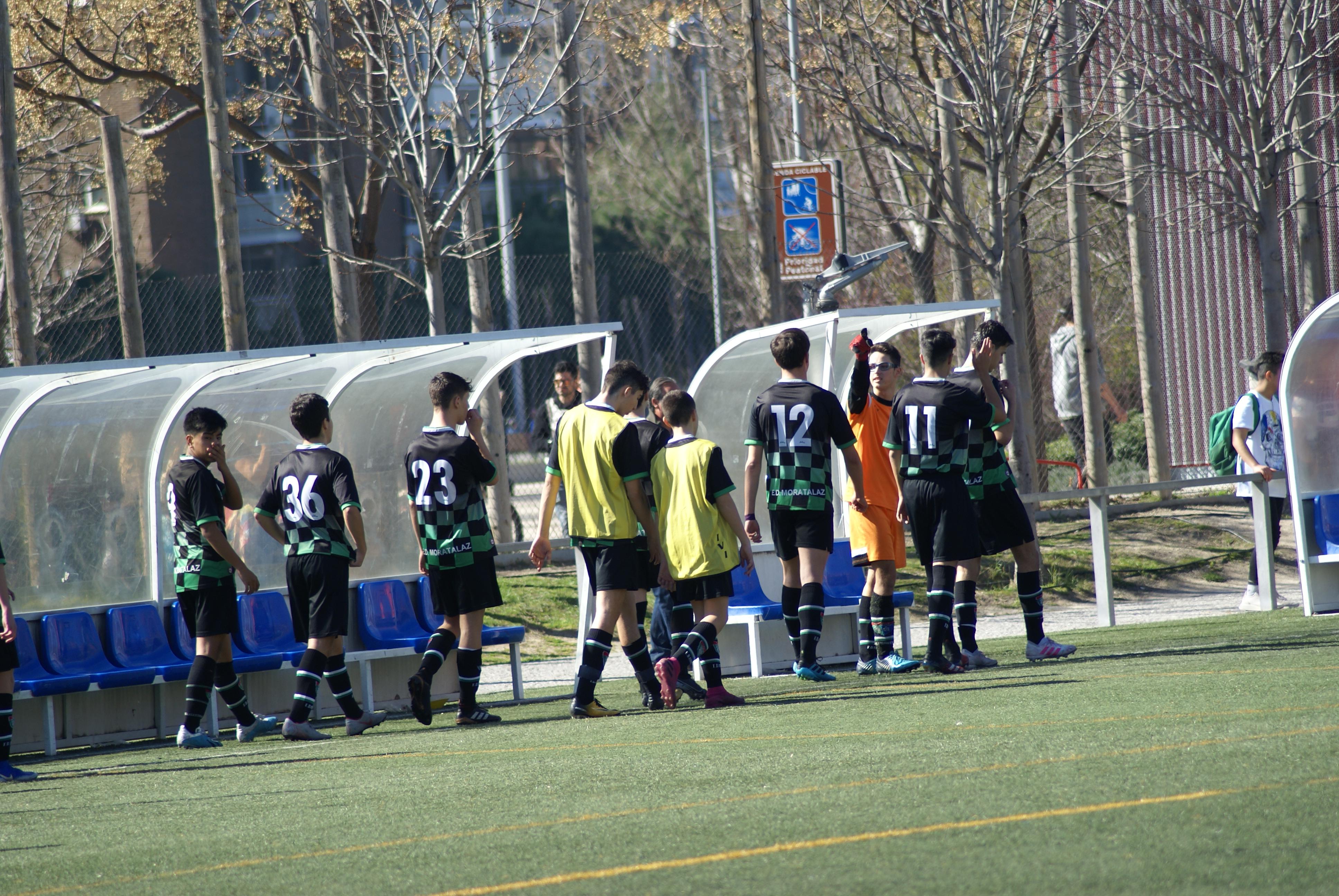 Fotogalería Madrid Río 2-4 Cadete C