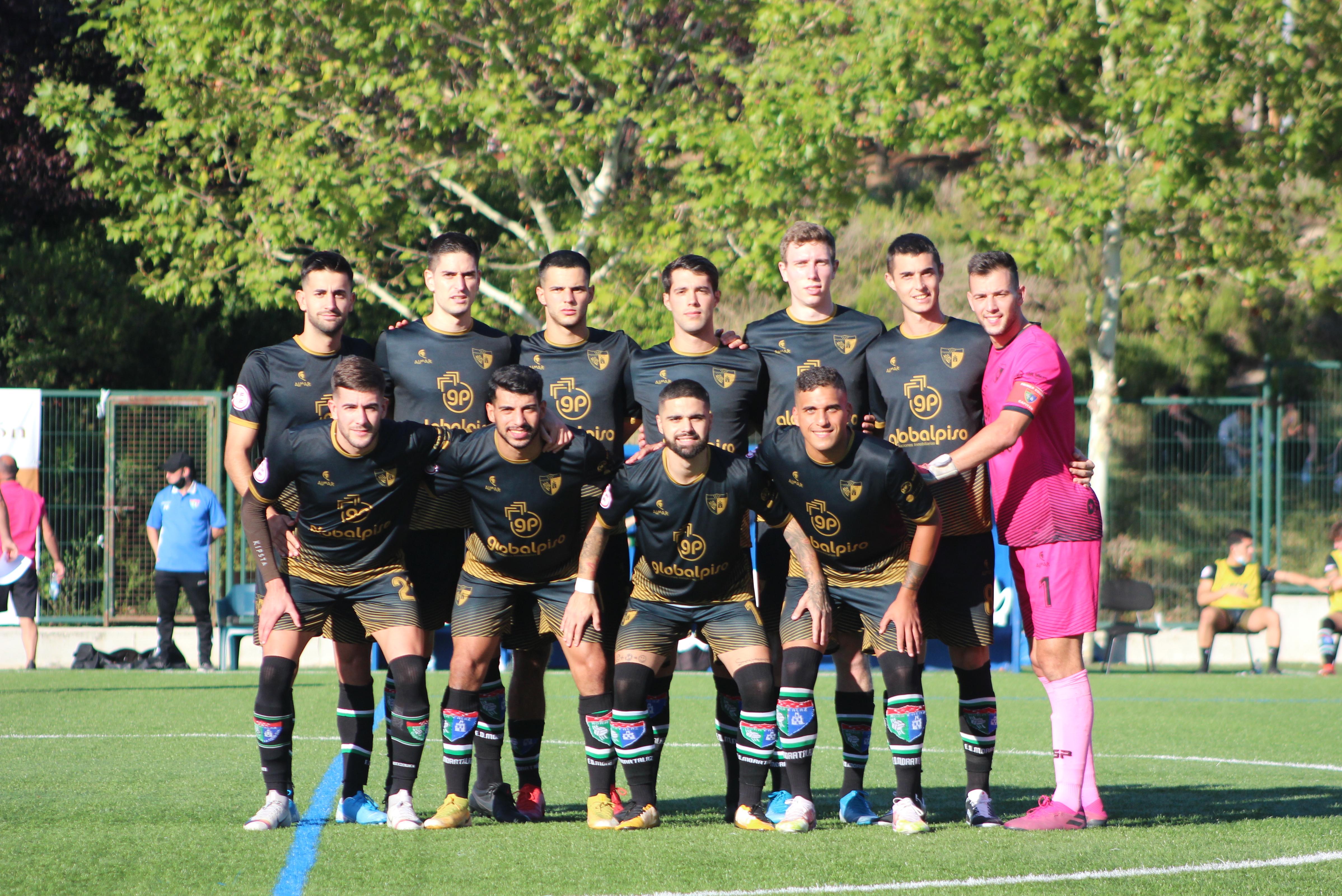 El Primer Equipo saca un punto con sabor a victoria ante el Rayo Vallecano B