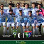 SAD Villaverde 0-1 Primer Equipo