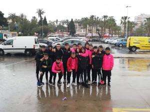 Infantil B Aguilas Cup