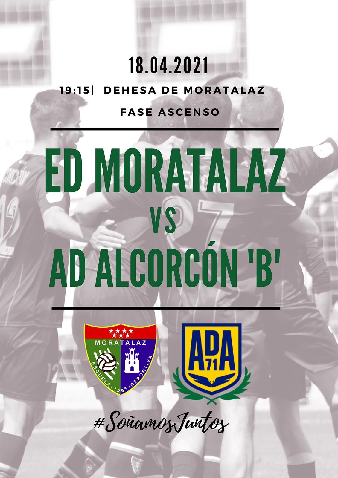 PREVIA | Primer Equipo – AD Alcorcón
