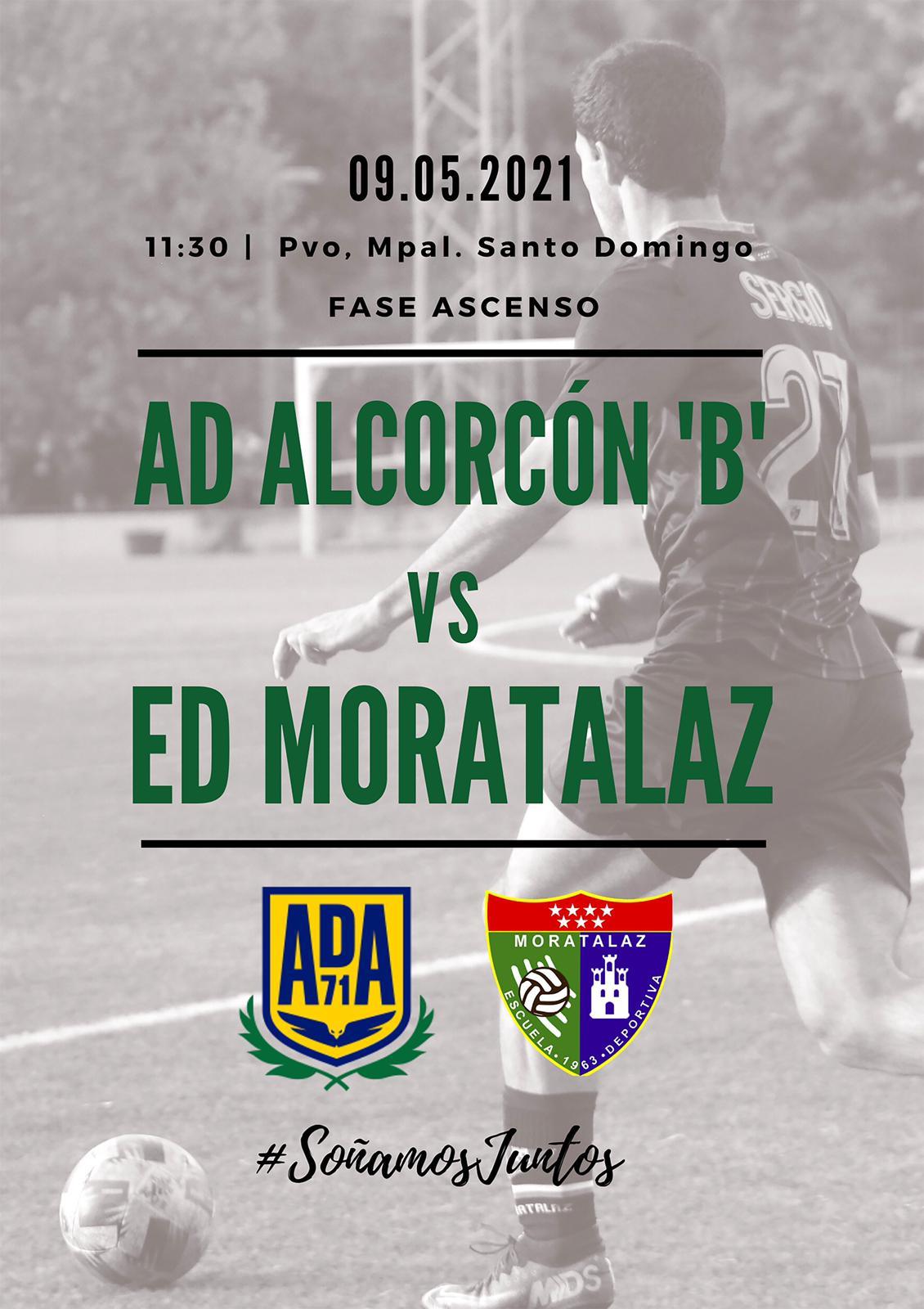 PREVIA | AD Alcorcón SAD 'B' – Primer Equipo