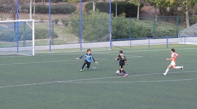 Uno de los goles