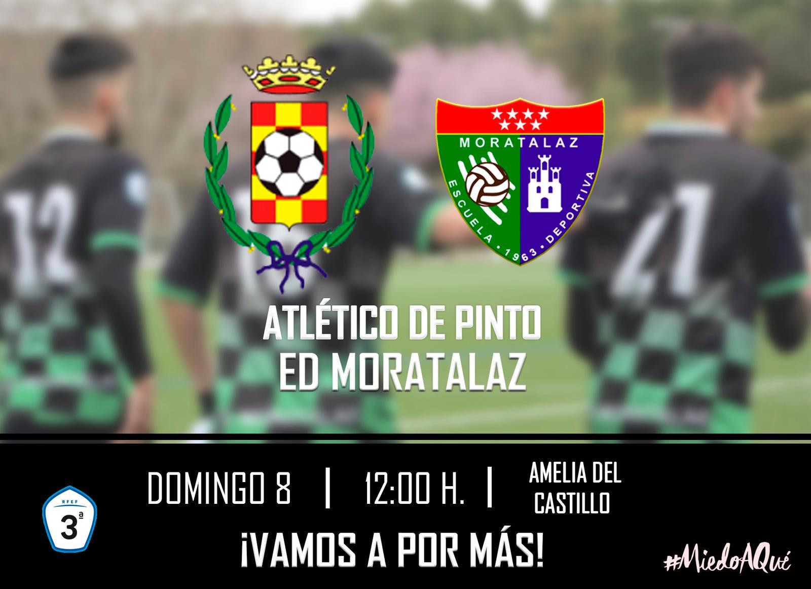 Previa | Atlético de Pinto – Primer Equipo