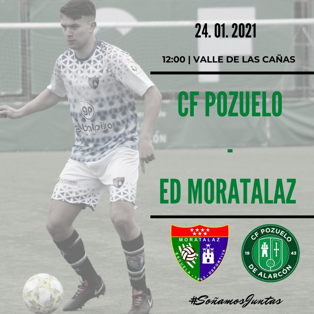 PREVIA | CF Pozuelo – Primer Equipo