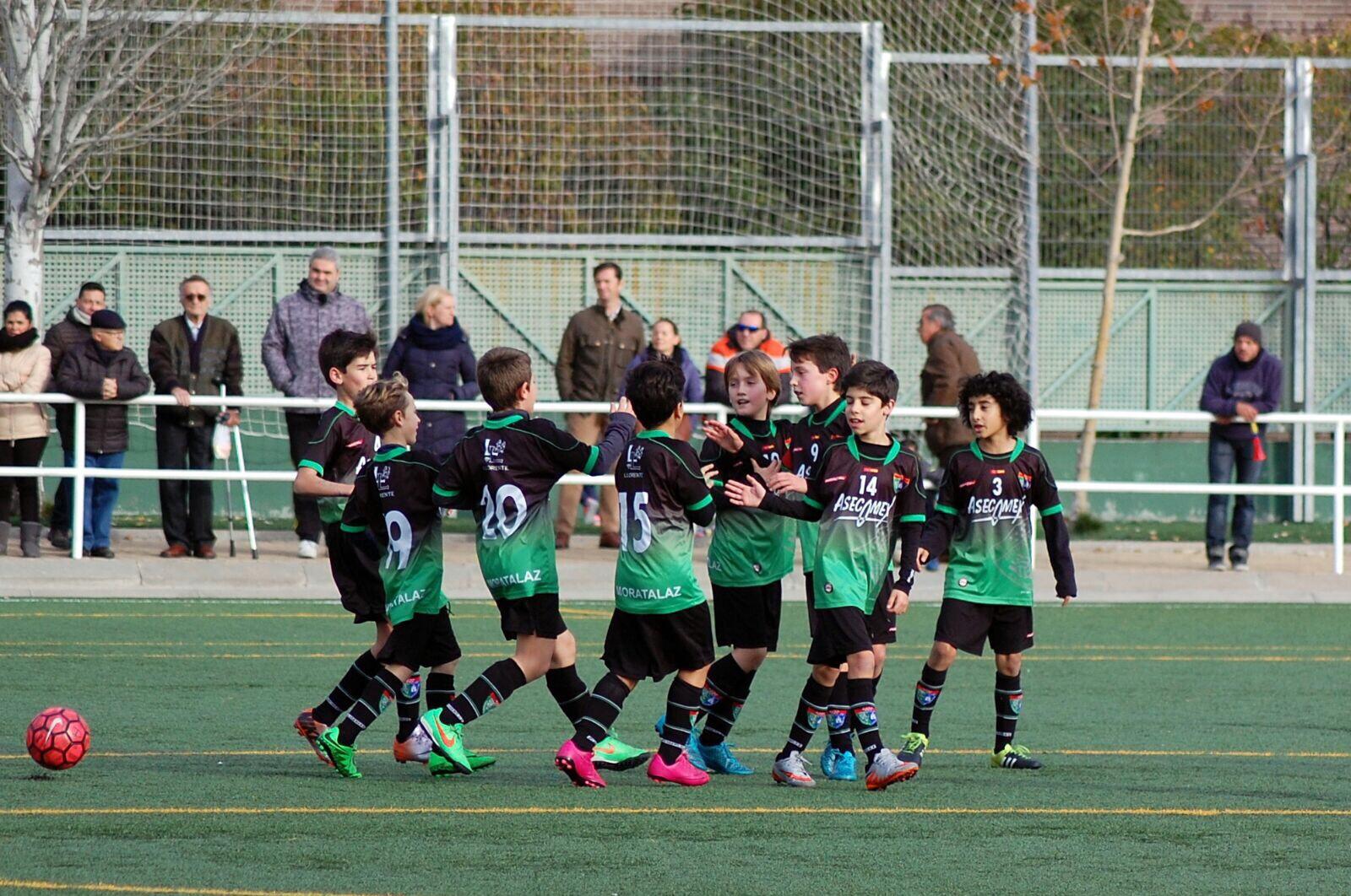 El Alevín C participará esta Semana Santa en el torneo Torrevieja International Cup