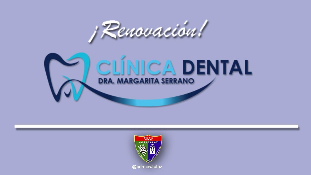 ¡Clínica Dental Margarita Serrano renueva como patrocinador de la EDM!