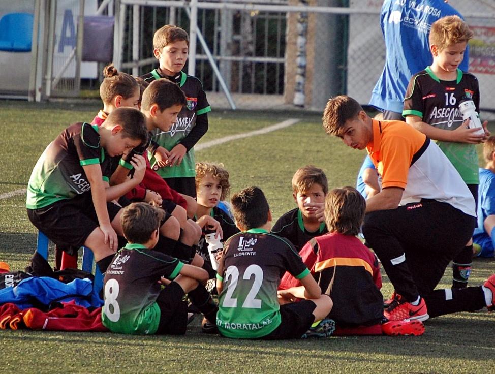 Crónica del partido Benjamín A 4 – 0 Sporting de Hortaleza C