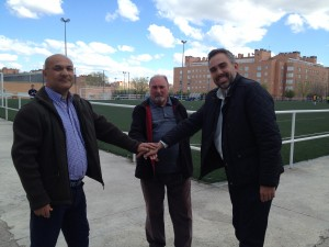 Candidatura de Juan Carlos Robles a la presidencia de l aEDM