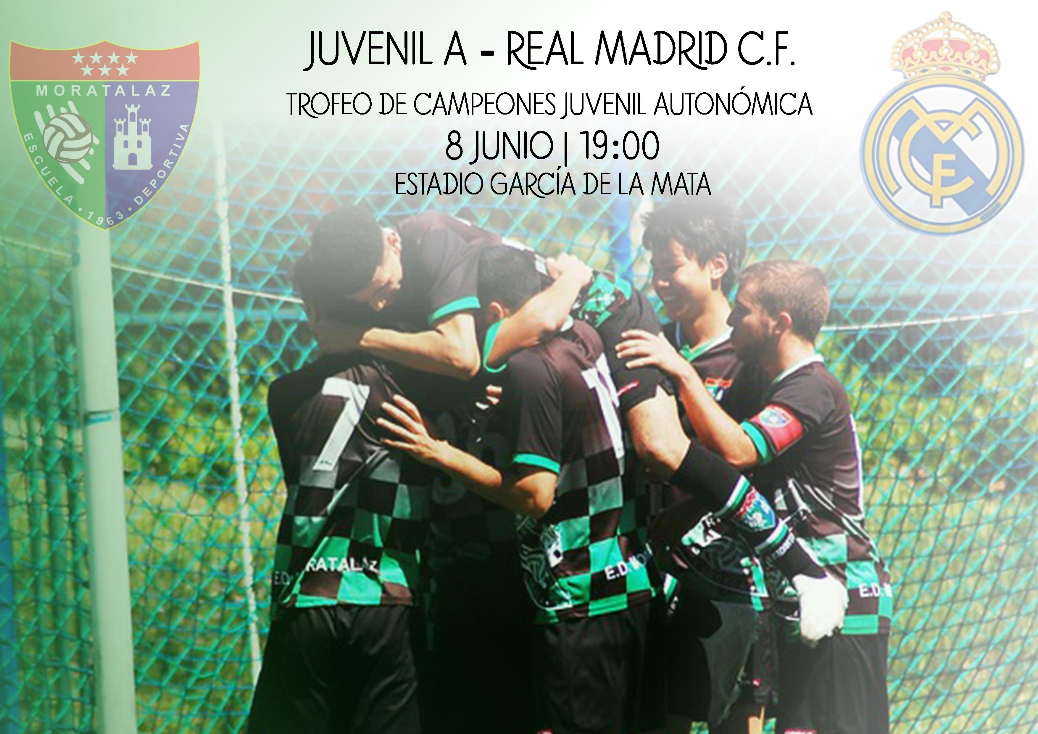 Previa   Juvenil A – Real Madrid C.F.